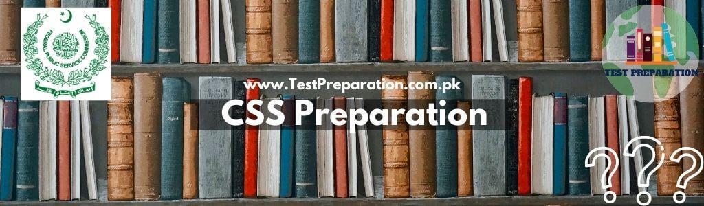 Central Superior Service (CSS) - CSS Test Preparation - Test Preparation Online