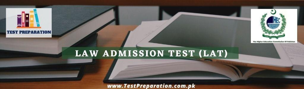 Law Admission Test (LAT) - LAT Test Preparation Online