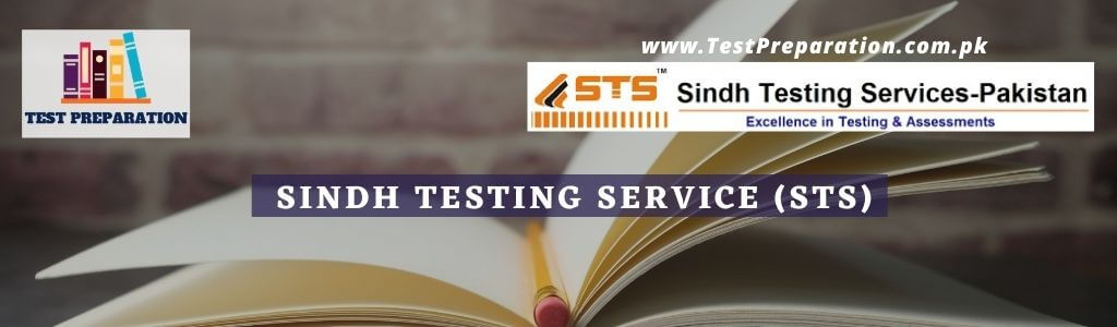 Sindh Testing Service (STS) - STS Test Preparation