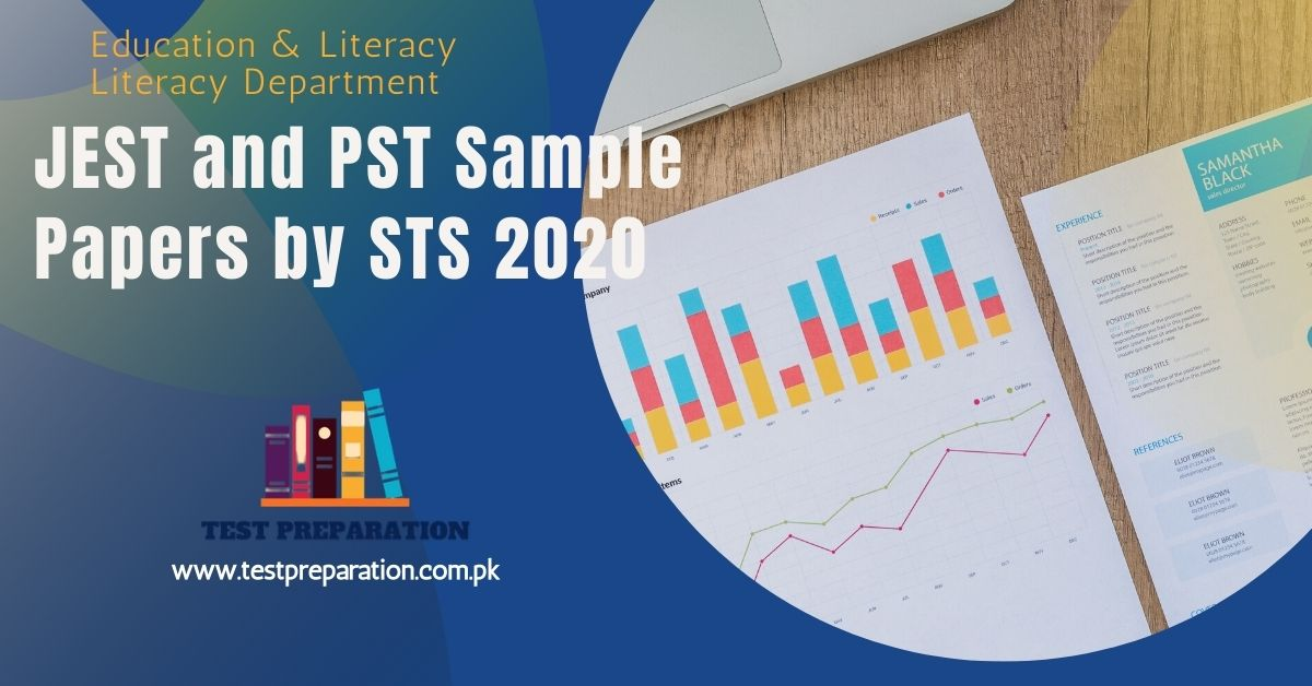 JEST and PST Sample Papers by STS 2020